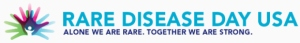 Rare Disease Day USA logo