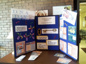 LaSalle County Health Department DNA Day Poster1